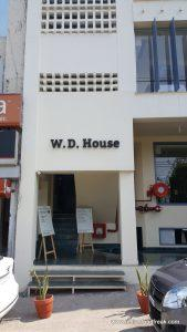 WD House, GK2, Delhi: Food That Has You Whistling