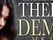 There Demons M.K. Theodoratus @XpressoReads @kaytheod