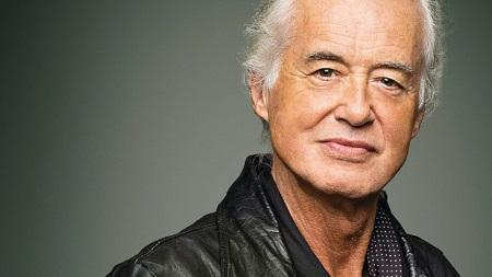 Jimmy Page @ Oxford Union on October 23