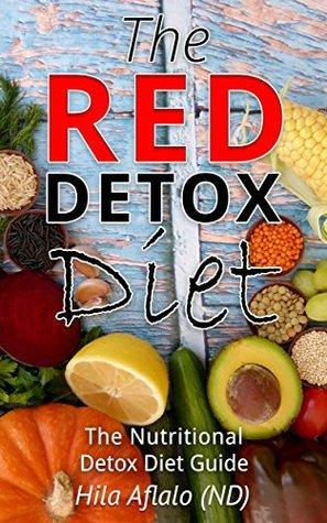 The Red Detox Diet by Hila Aflalo Presents Wonderful Cleansing Regime