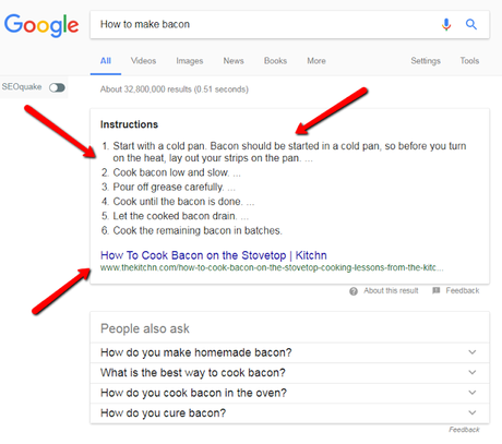 How To Create Featured Snippet To Rank On Top Of Gooogle