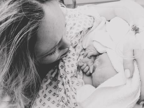 The Very Beginning Of Motherhood