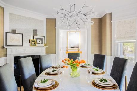Robin M. Anderson Waban Dining Room