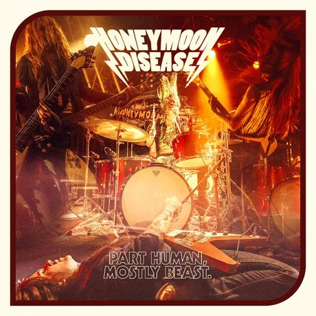 Honeymoon Disease announces new album