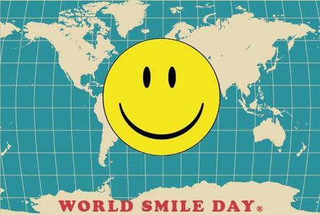 100 things that make me smile #WorldSmileDay
