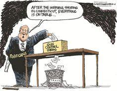 Responding to Dan Jones' Commentary on the Las Vegas Shooting