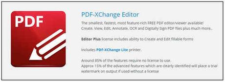 10+ Best Free PDF Editor Software 2017 - Paperblog