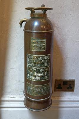 Beer, myths, and fire extinguishers