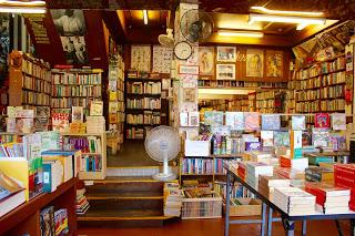 Bookshops, Books, and their Awesomeness