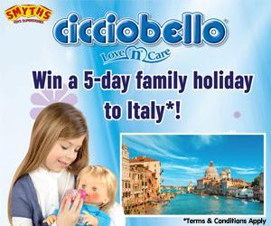 Cicciobello Love n Care Interactive Doll Review