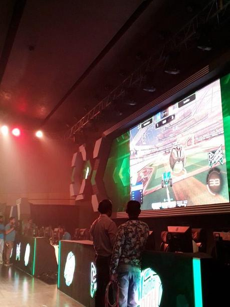 Dew Arena Gaming Tournament #GameModeOn With @MountainDewIn