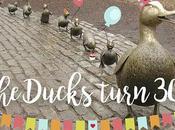 October 2017 Ducklings 30th Birthday
