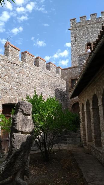 Venetian Castle Ramparts