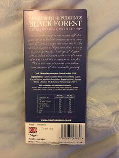 Montezuma Black Forest Gateau Bar