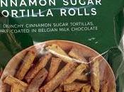 Marks Spencer Milk Chocolate Cinnamon Sugar Tortilla Rolls