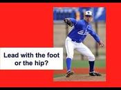Pitchers Lead with Foot?