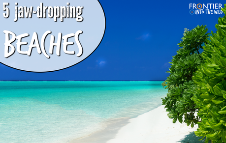 Top 5 Jaw Dropping Beaches
