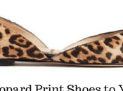 Leopard Print Shoes Your Wardrobe