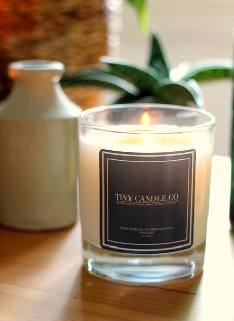 tiny candle co soy candles