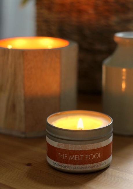melt pool soy candles