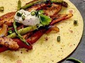 Recipe   Chicken Fajitas with Creamy Black Pepper Cheese