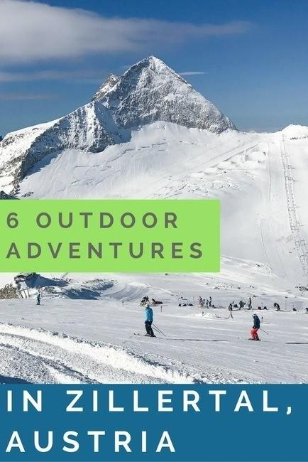 6 Outdoor Adventures to Experience in the Austrian Alps of Zillertal