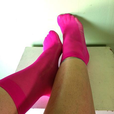 For Kicks, Hot Pink