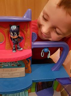 PJ Masks Headquarters Playset Review