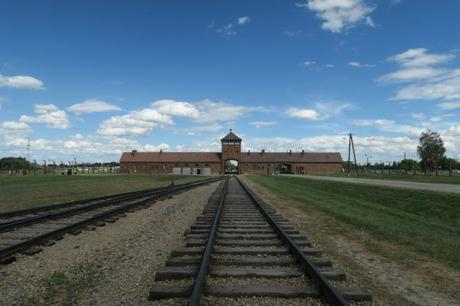 Visiting the Auschwitz Museum in Krakow, Poland
