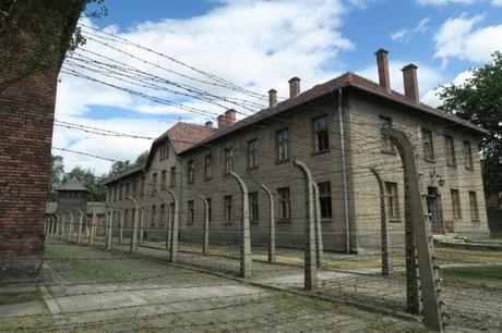 Visiting the Auschwitz Museum in Krakow, Poland