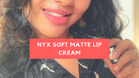 This NYX Soft Matte Lip Cream Shade Suits My Indian Skin Tone And I Finally Gifted It To My Siister!!