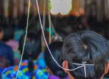 Monk Blessed String Bracelets (Thailand)