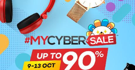Pamper Your Pocket By Saving Huge Amounts As Lazada Is Back With Its MY Cyber Sale Again!