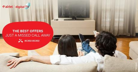 All You Need to Know About Airtel DTH Offers!