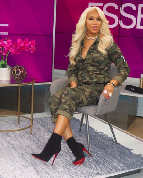 Tamar Braxton Has Been Rushed  To The Hospital