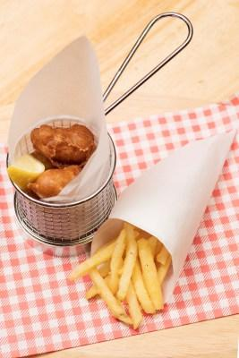 Seafood Scotland 'Fish Supper' with matching craft beers
