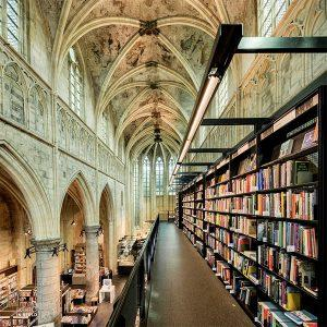 Chaos & Creativity; and Beautiful Bookshops