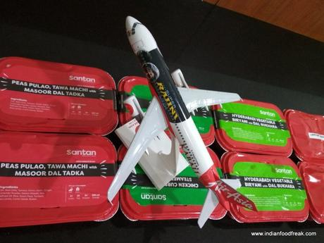 Air Asia: Enticing Flyers Through Food