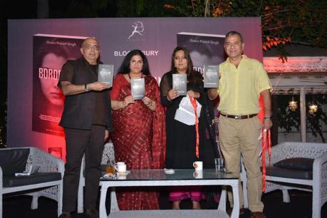Shabri Prasad Singh Releases Borderline @Shabrip @BloomsburyIndia