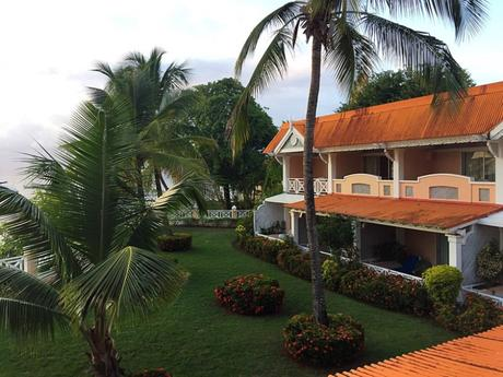 Diary: Day 1 Visiting tropical Tobago