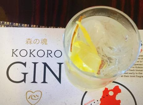 Event: Discovering Kokoro Gin at Nippon Kitchen