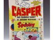 100th Exhibit Posted, Casper Jigsaw Puzzles, Spooky with Boat Variant