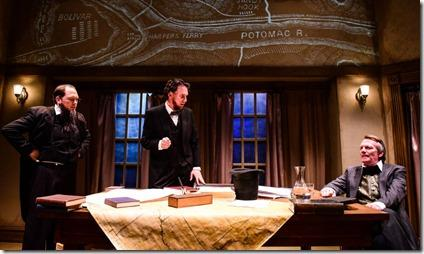 Review: The Heavens Are Hung in Black (Shattered Globe Theatre)