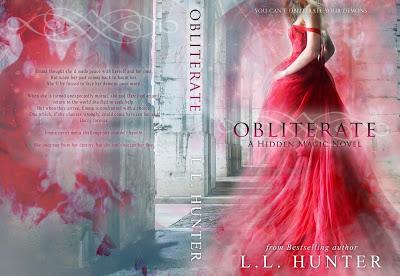 Obliterate by LL Hunter @agarcia6510 @LLHunterbooks