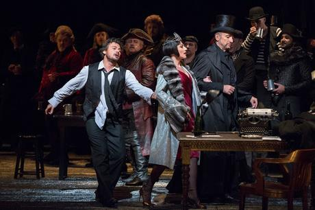 Opera Review: The Exes Mark the Spot