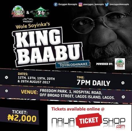 UBC Day 16 // King Baabu