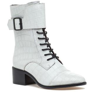 Shoe of the Day | M4D3 Shoes Graziella Combat Boots