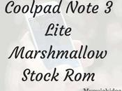 Coolpad Note Lite Marshmallow Stock