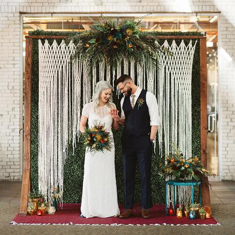 39 Stunning Macrame Wedding Ideas To Buy or DIY!