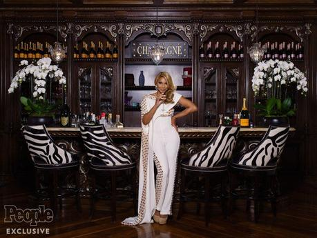 Tamar Braxton & Husband  Vincent Herbert Put Mansion Up For Sale
